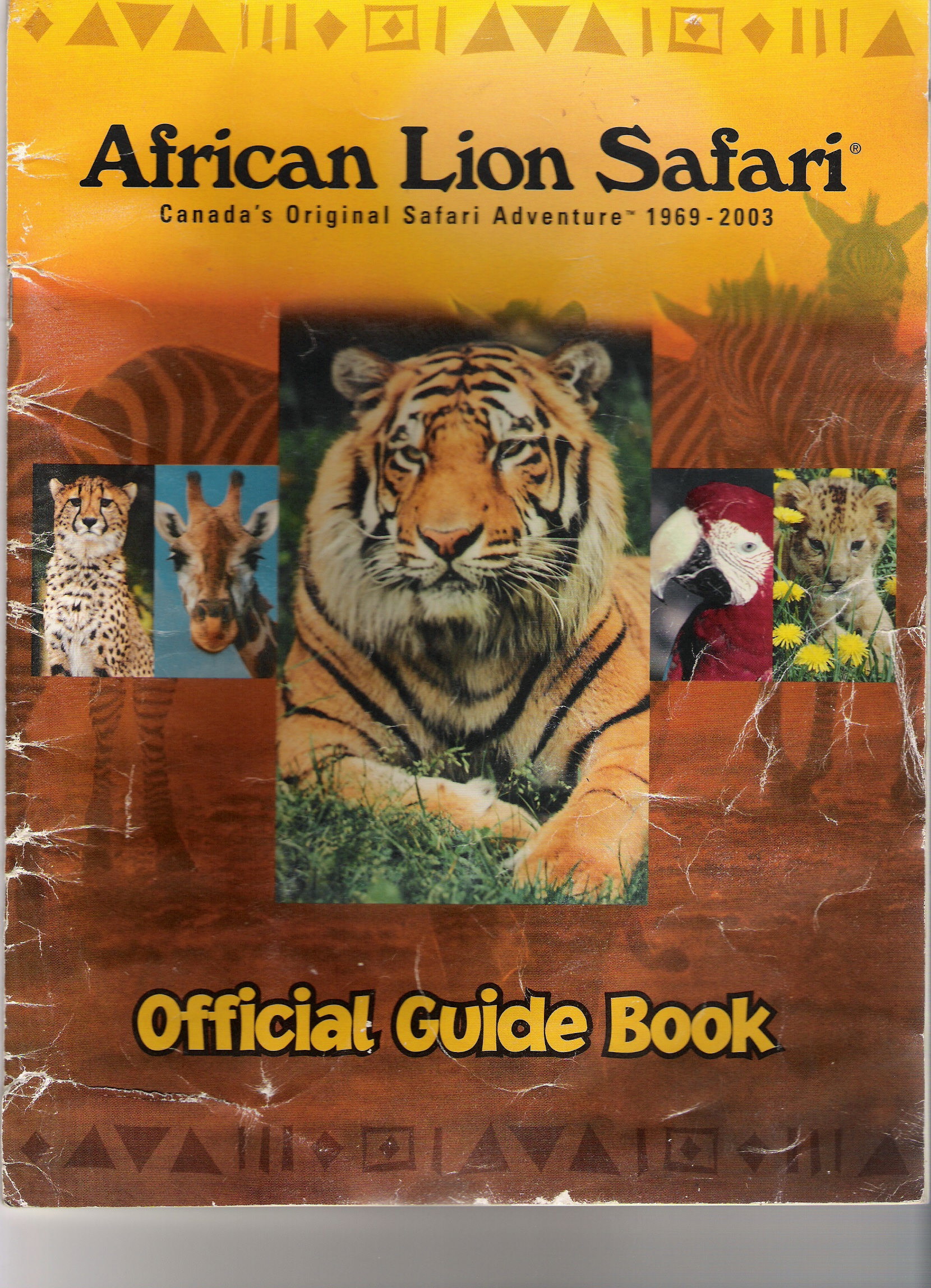 Offical Guide Book