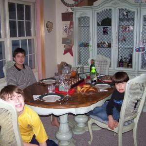 Four Bachelor Christmas